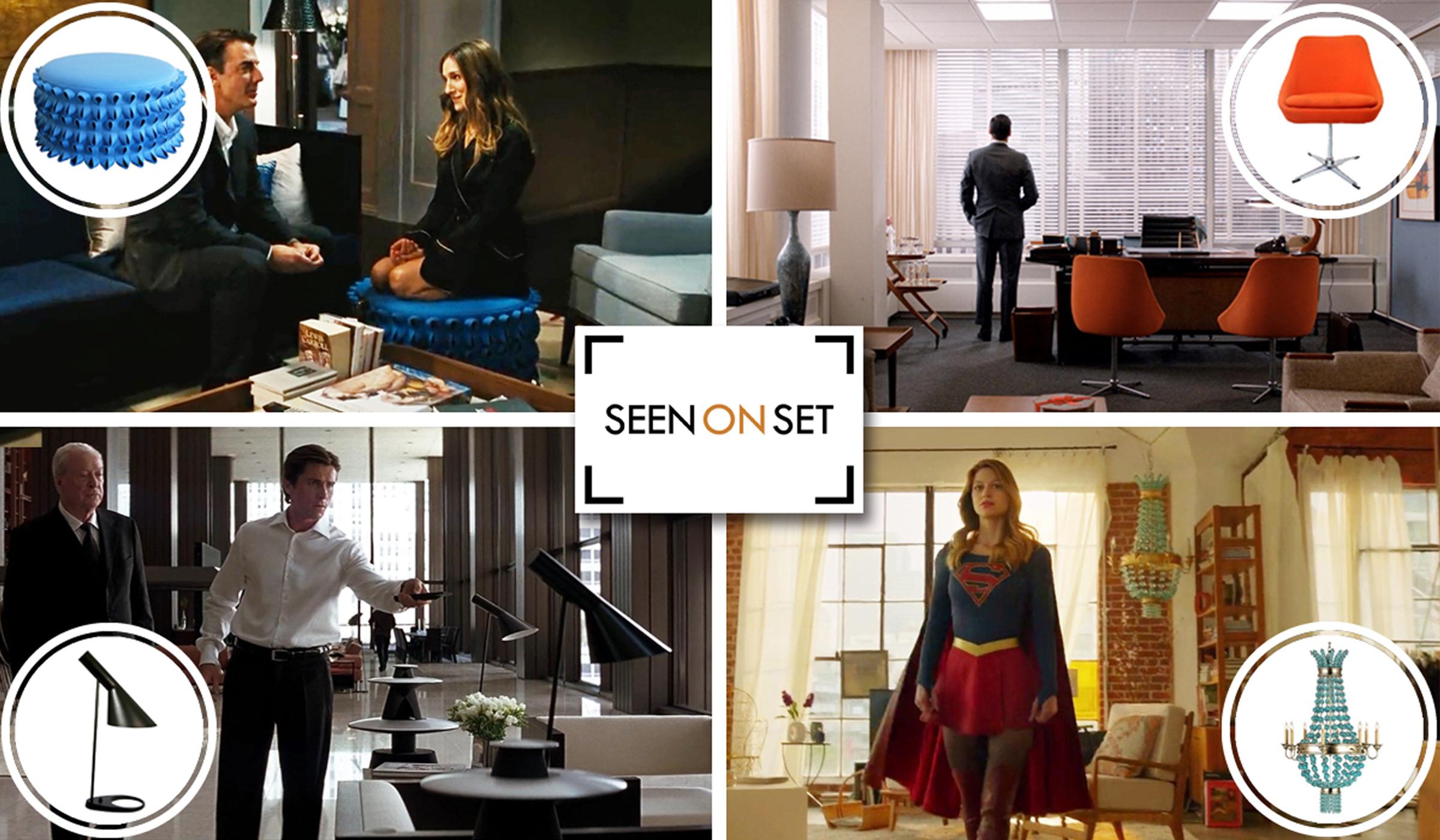All Photos via Seen on Set