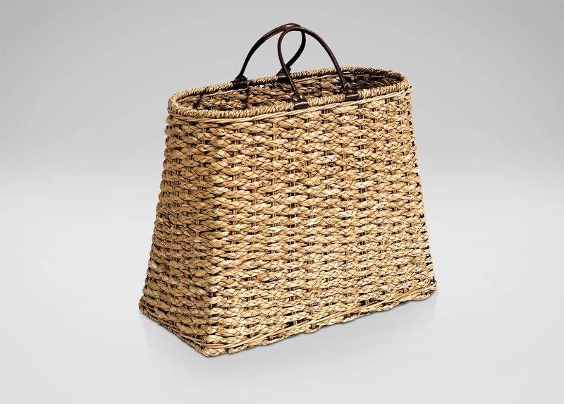 Bayong Oval Storage Bag