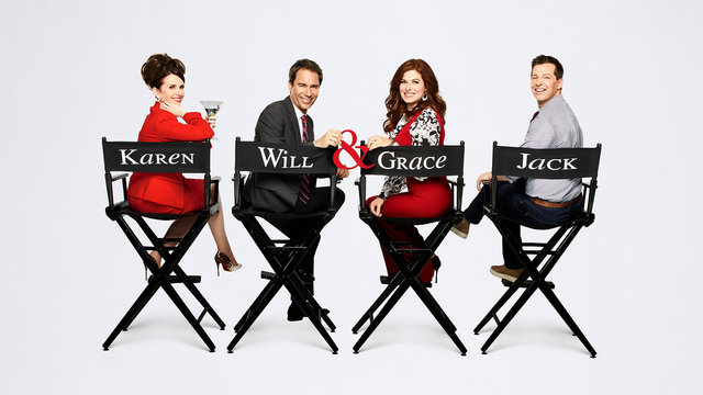 Photo via: NBC's Will & Grace