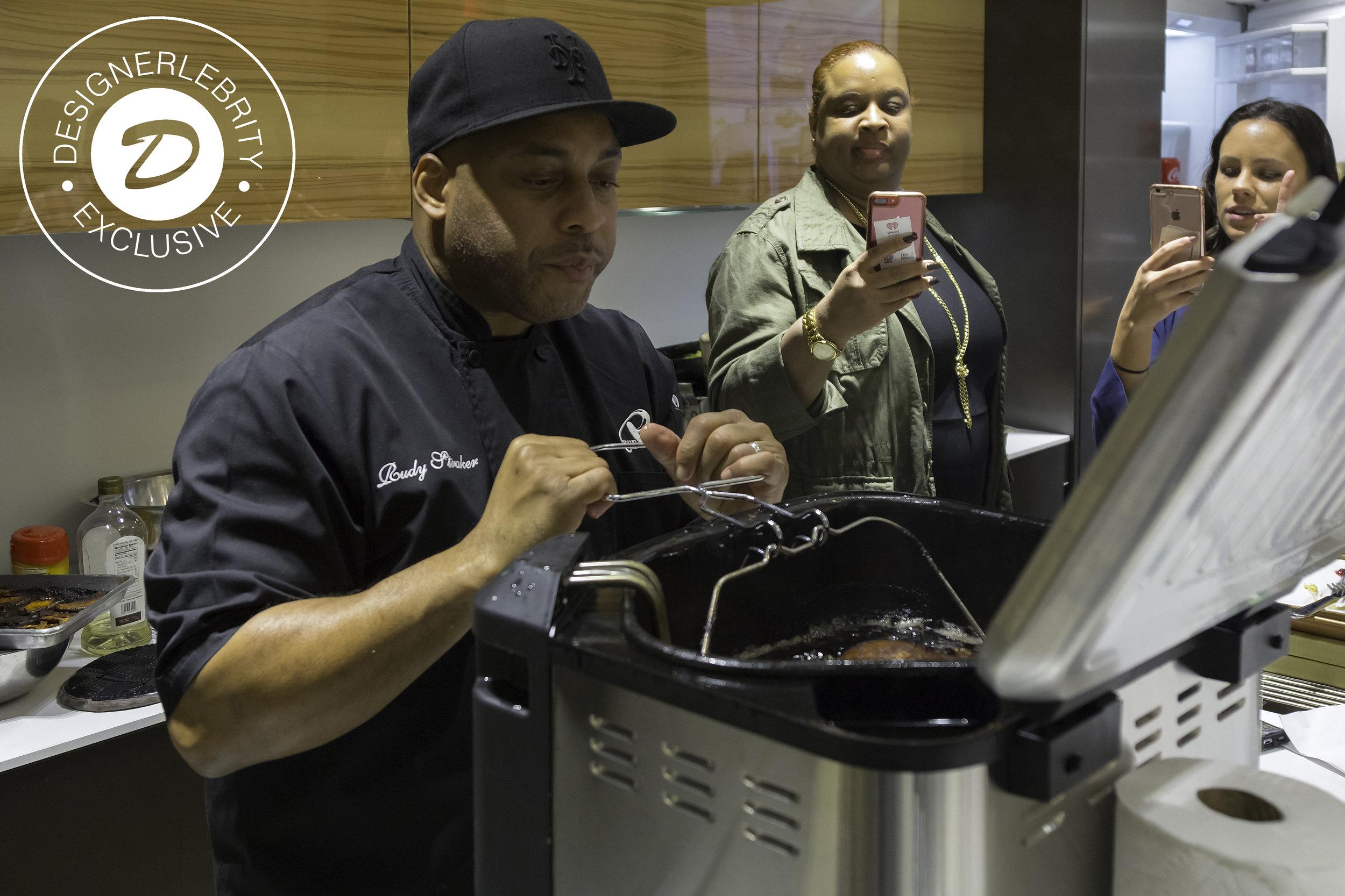 Cajun Deep Fried Turkey -