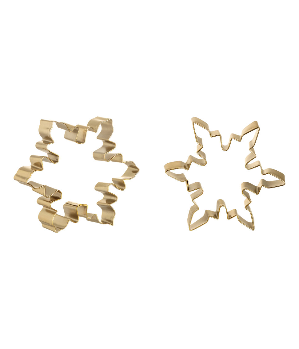 2-pack Cookie Cutters