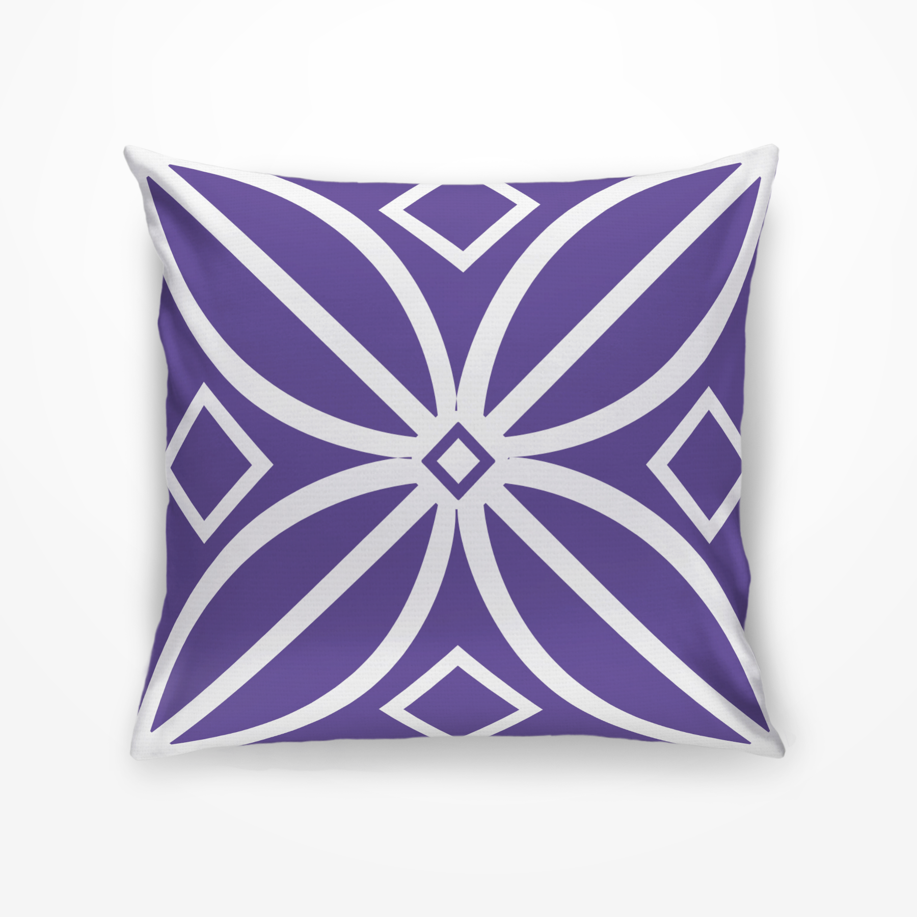 Ink Pillows Pinwheel Pillow
