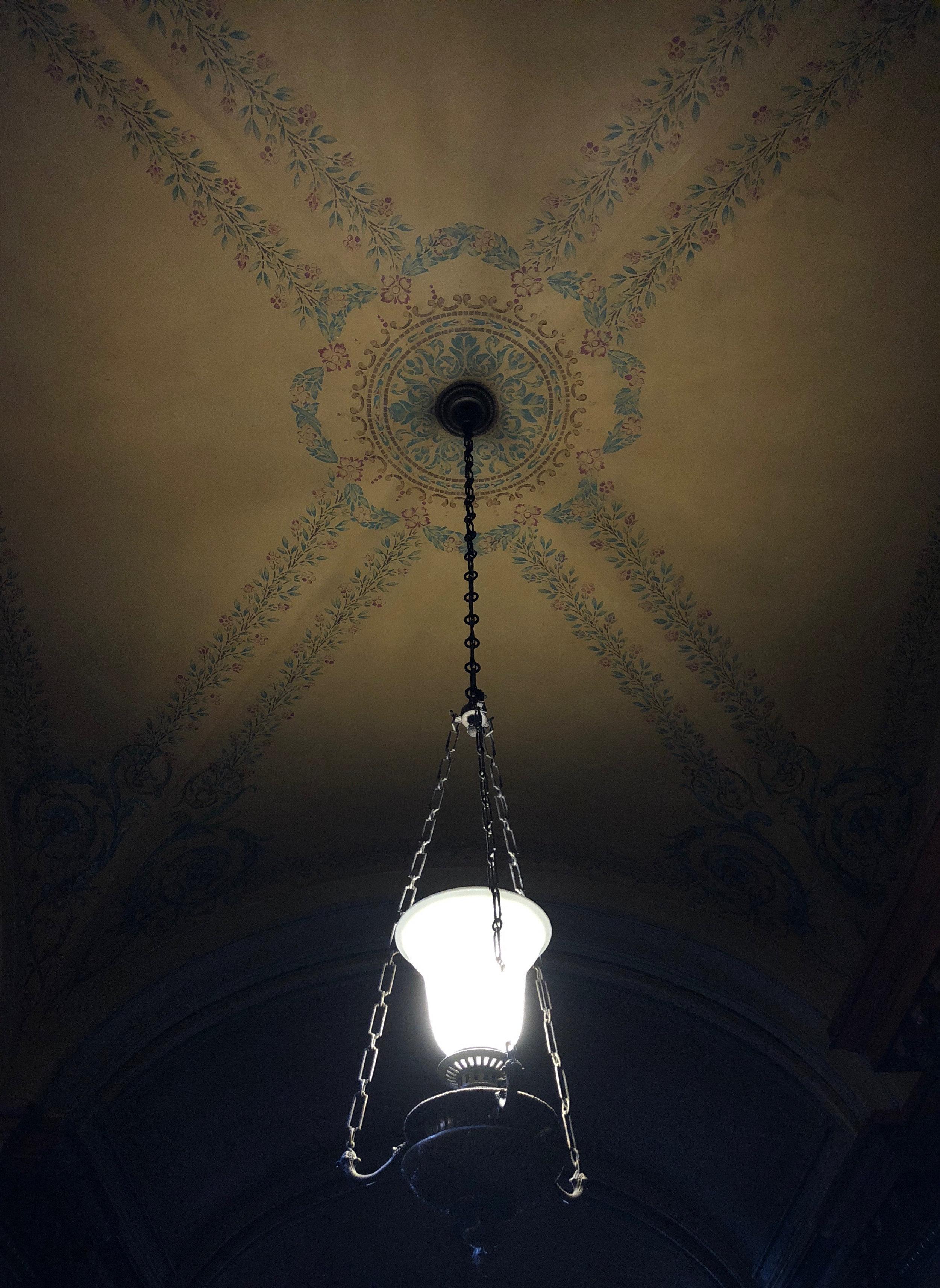 Albert House Light Fixture