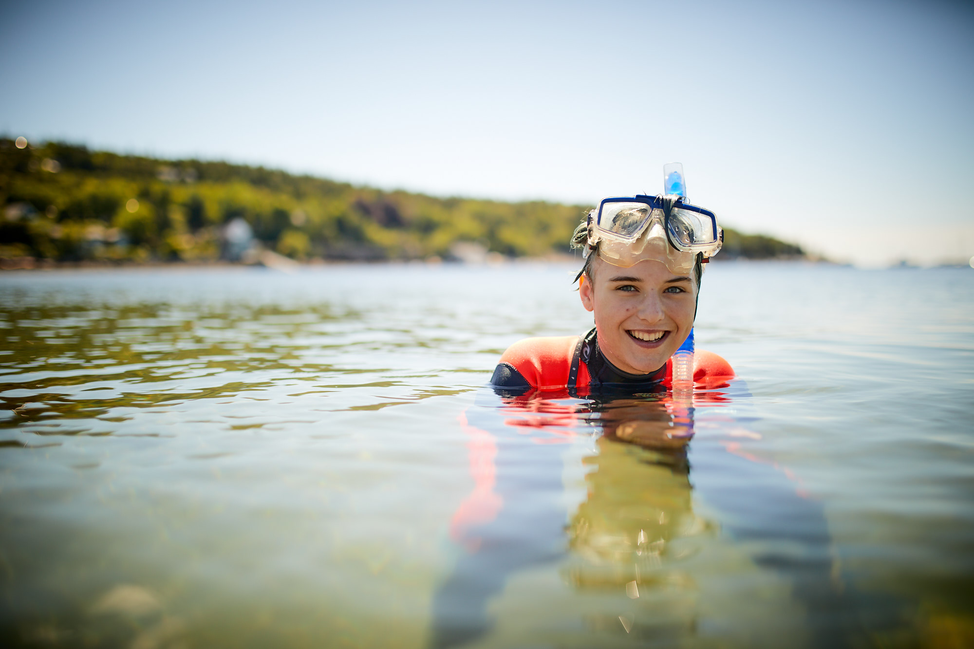 Acadia Institute of Oceanography in Seal Harbor Maine. [All images copyright Matthew Rakola]