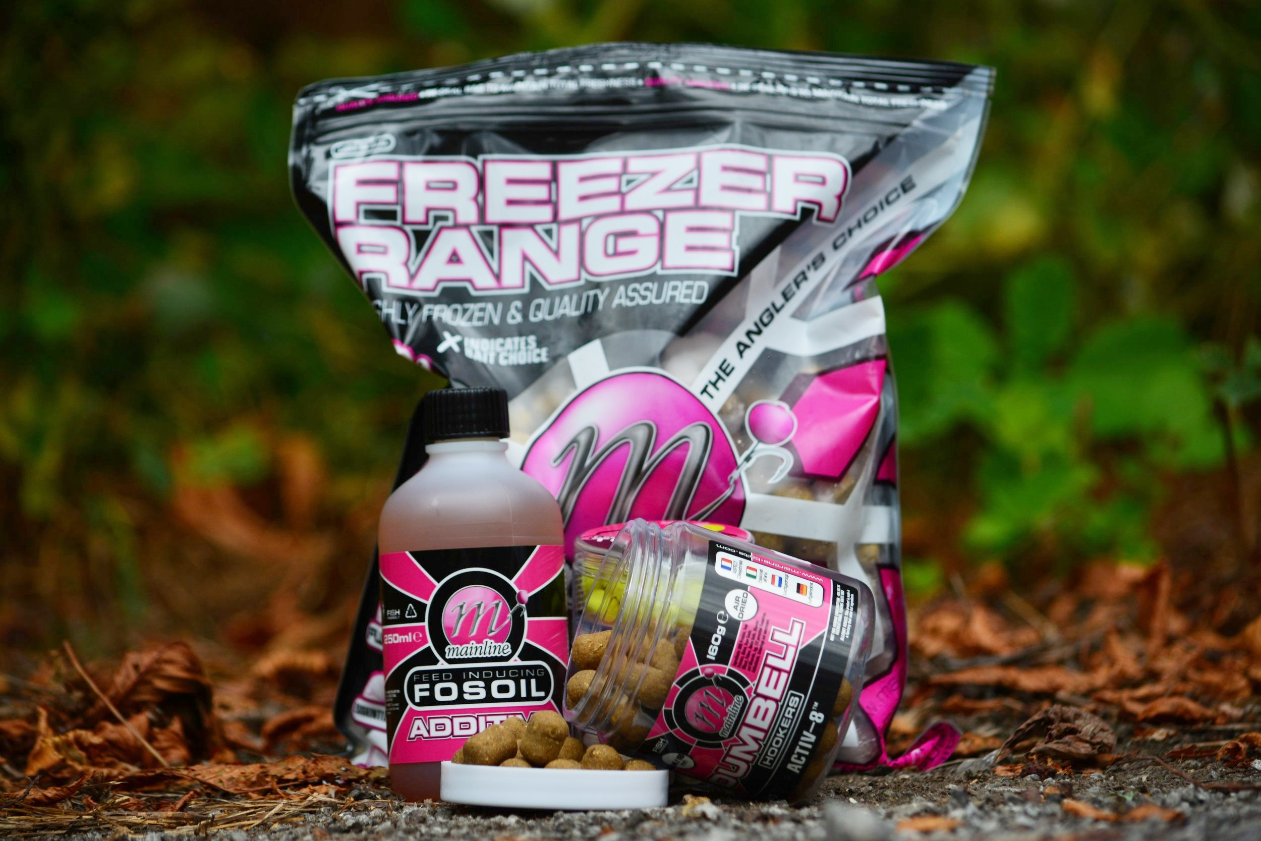 Mainline Baits prove themselves champion time and time again.