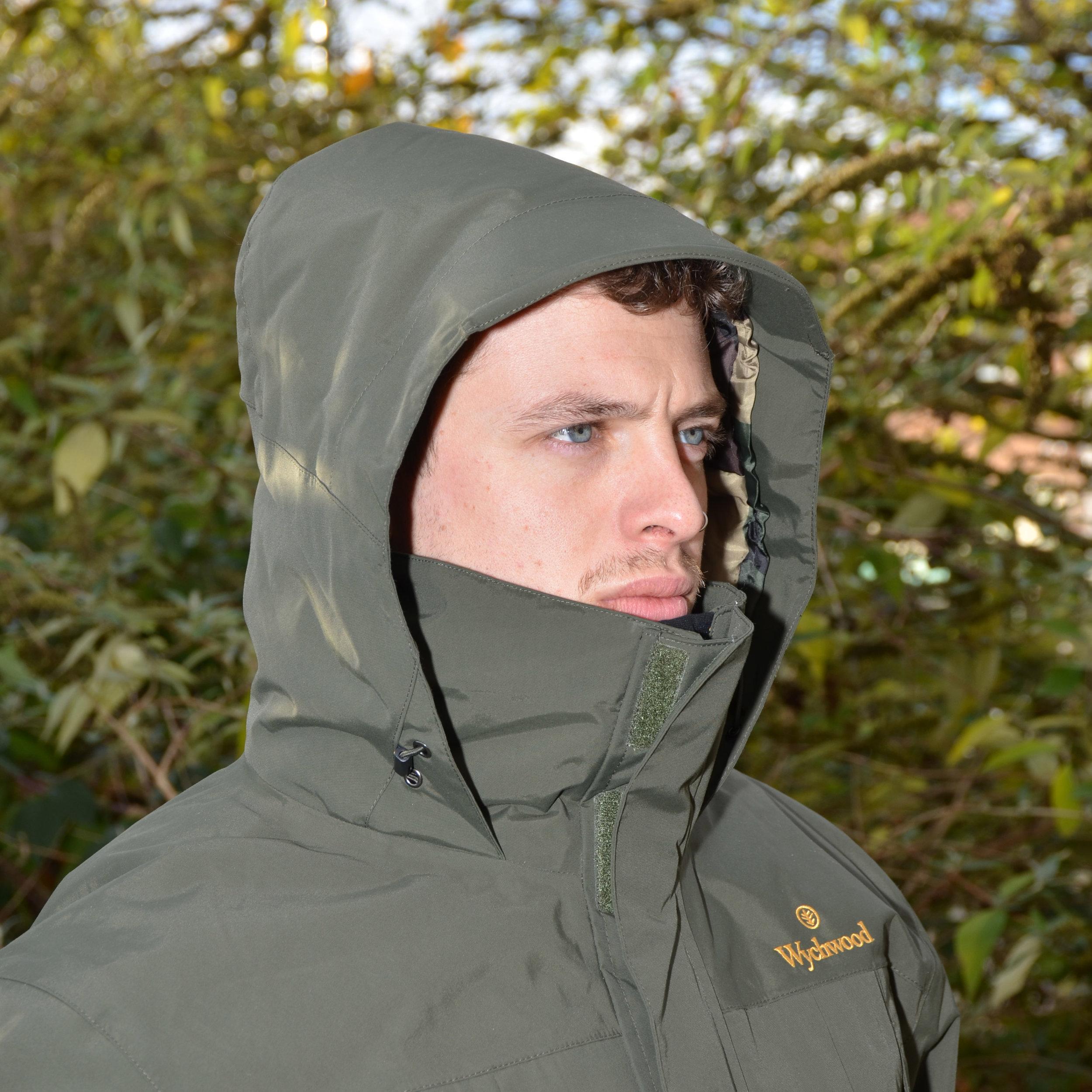 Wychwood Parka fishing jacket