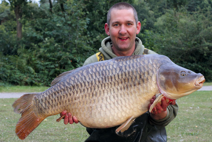 Big Common 52lb+.