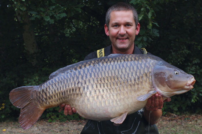 Small Tail Common 48lb+.