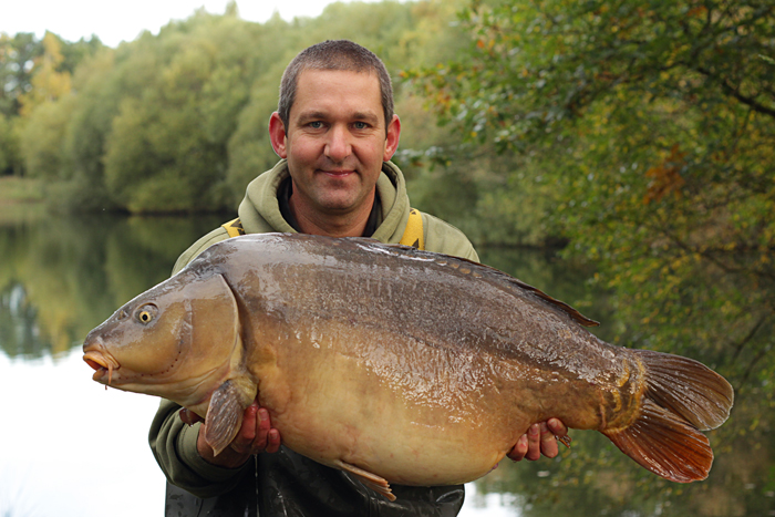 The Little Two Tone at 49lb 8oz.