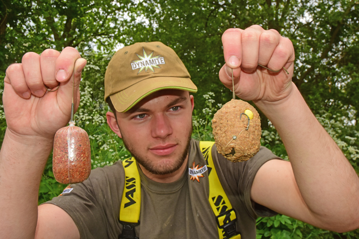 Quicker and easier than a PVA bag.
