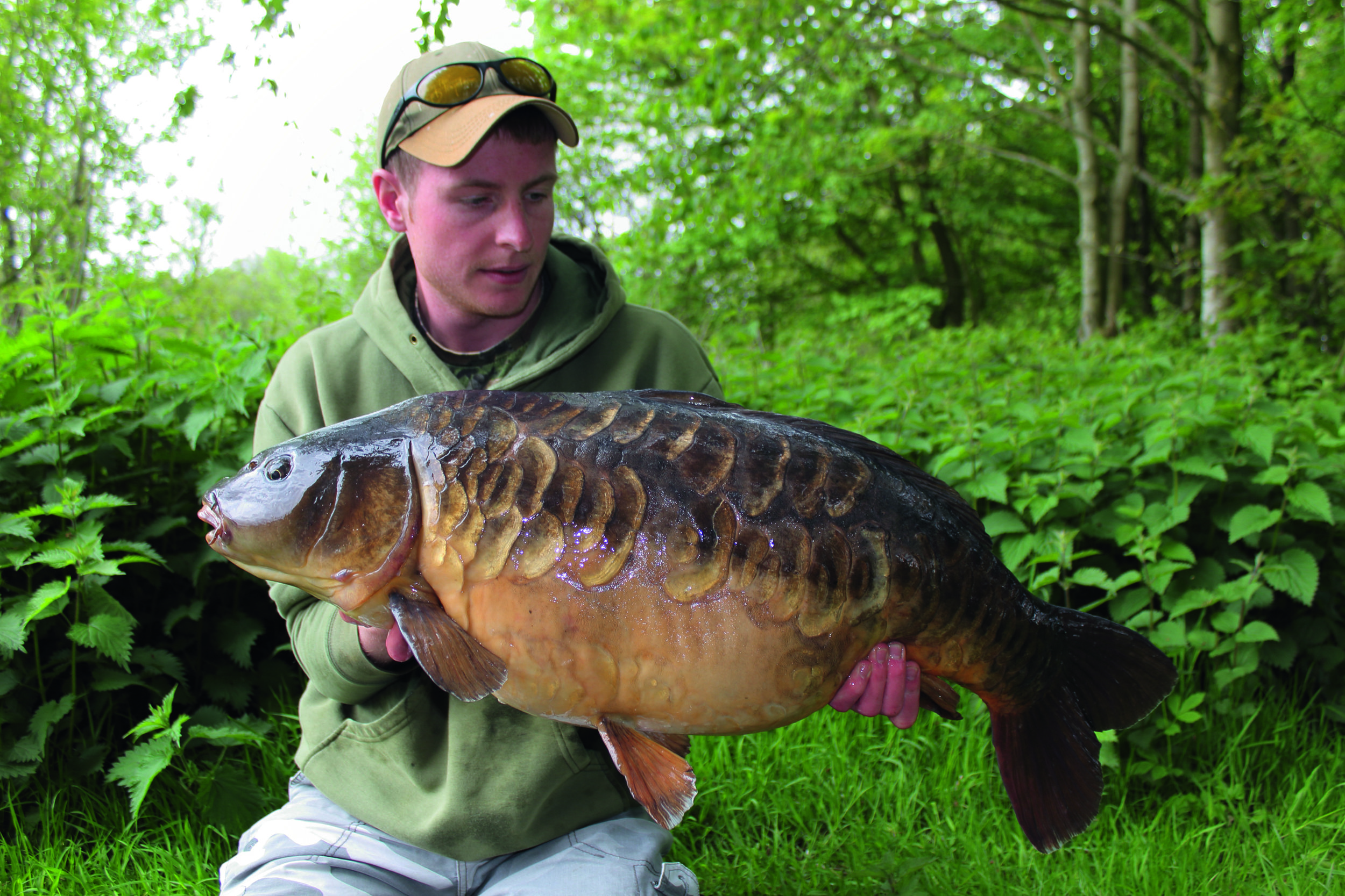 Since joining Wyre Lake in 2014, I had managed to catch some very nice fish, including Trigger at 27lb 12oz.