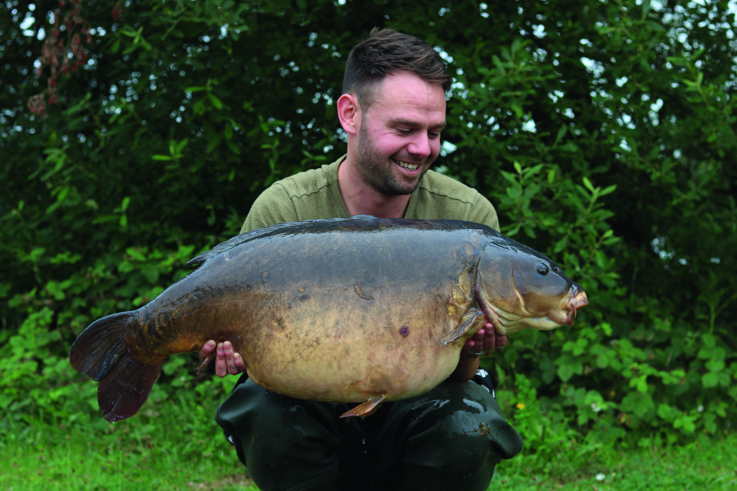 A change of tactics resulted in another Big-Pit jewel.