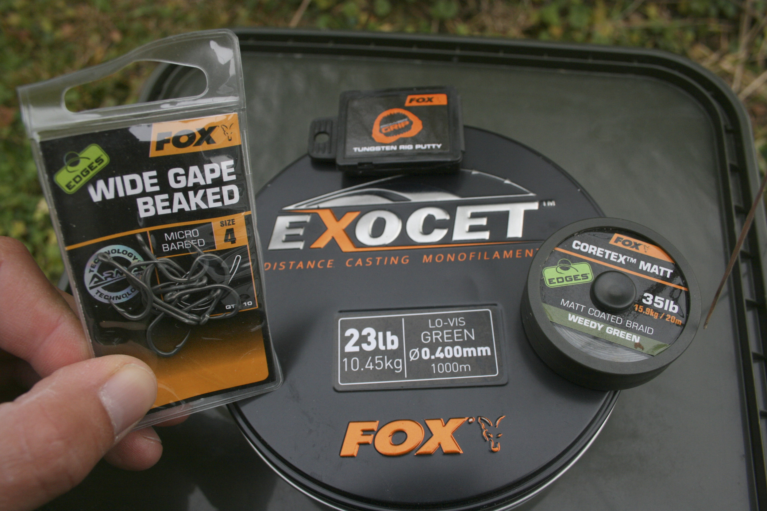 Fox products I rely on