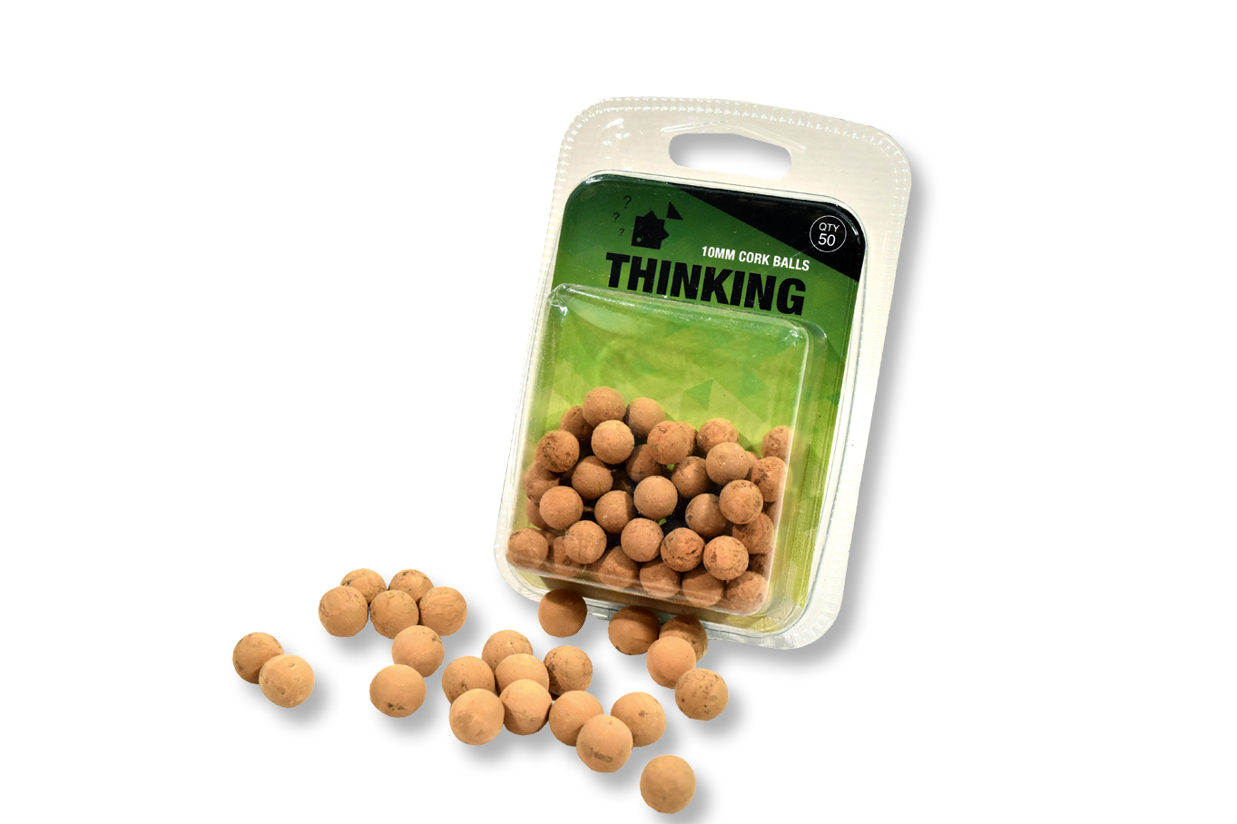 Thinking Anglers Cork Balls  RRP: £7.99