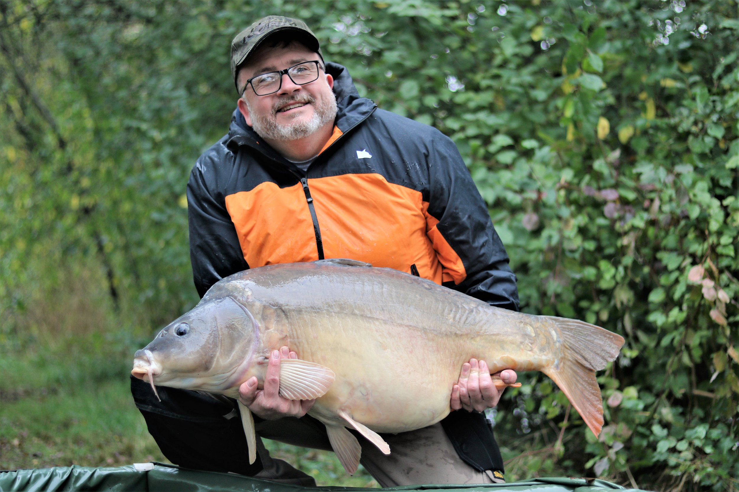 iCARP - IMAGE 3 - Stewart Bayford had never been fishing prior to the study.JPG