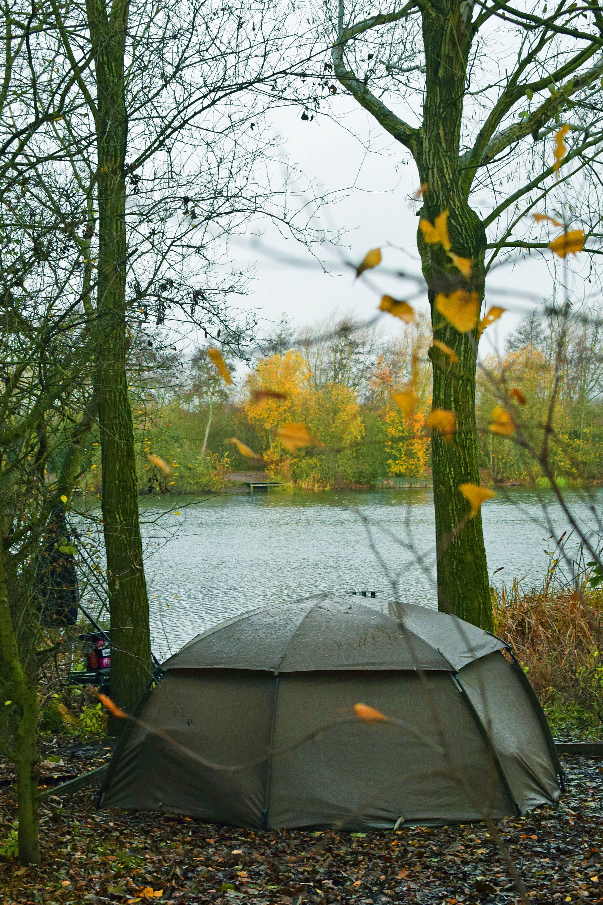 Peg 6 was to be my home for the weekend
