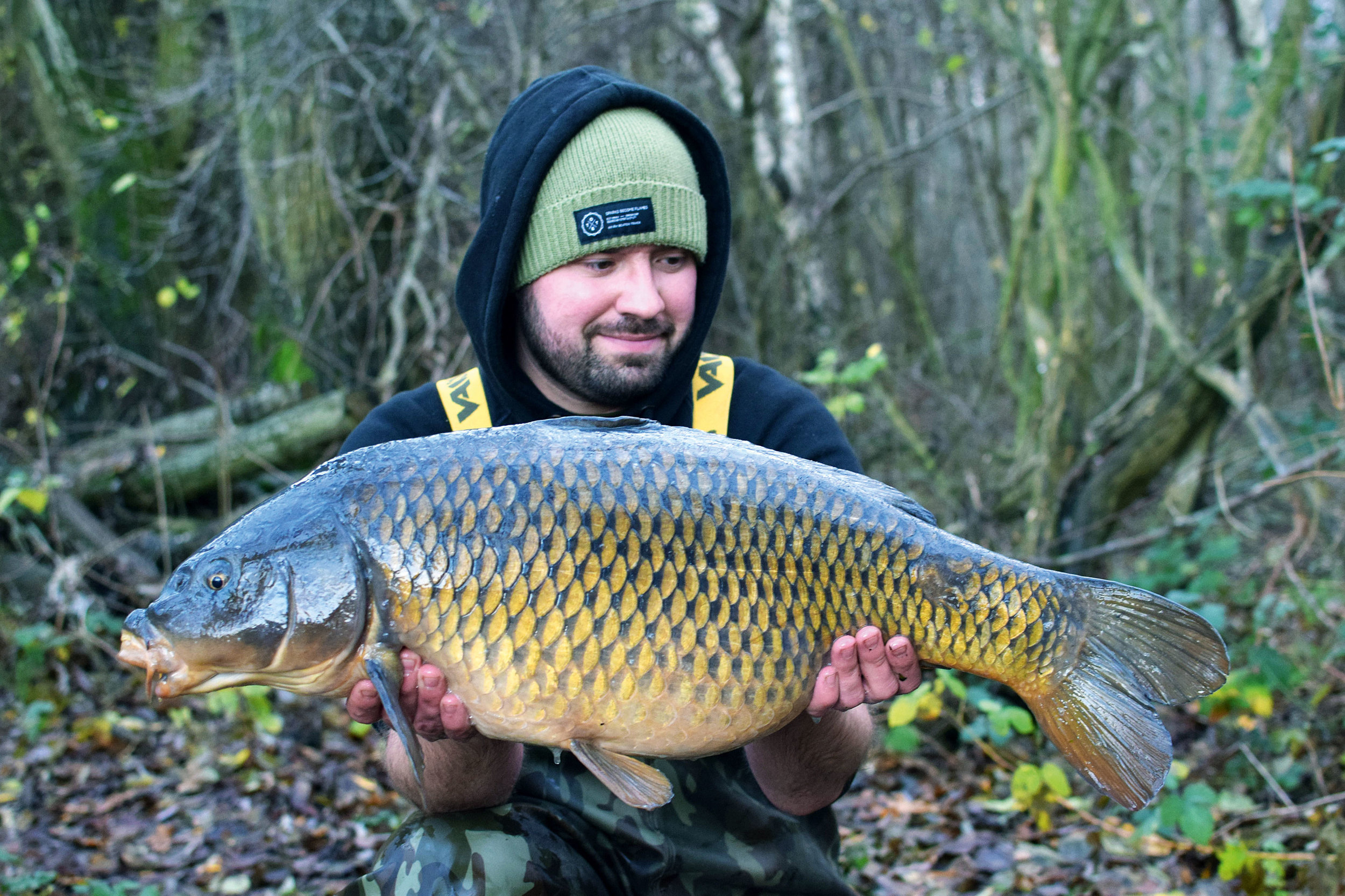 This clean 20lb common was the final part of a triple-take on the last morning
