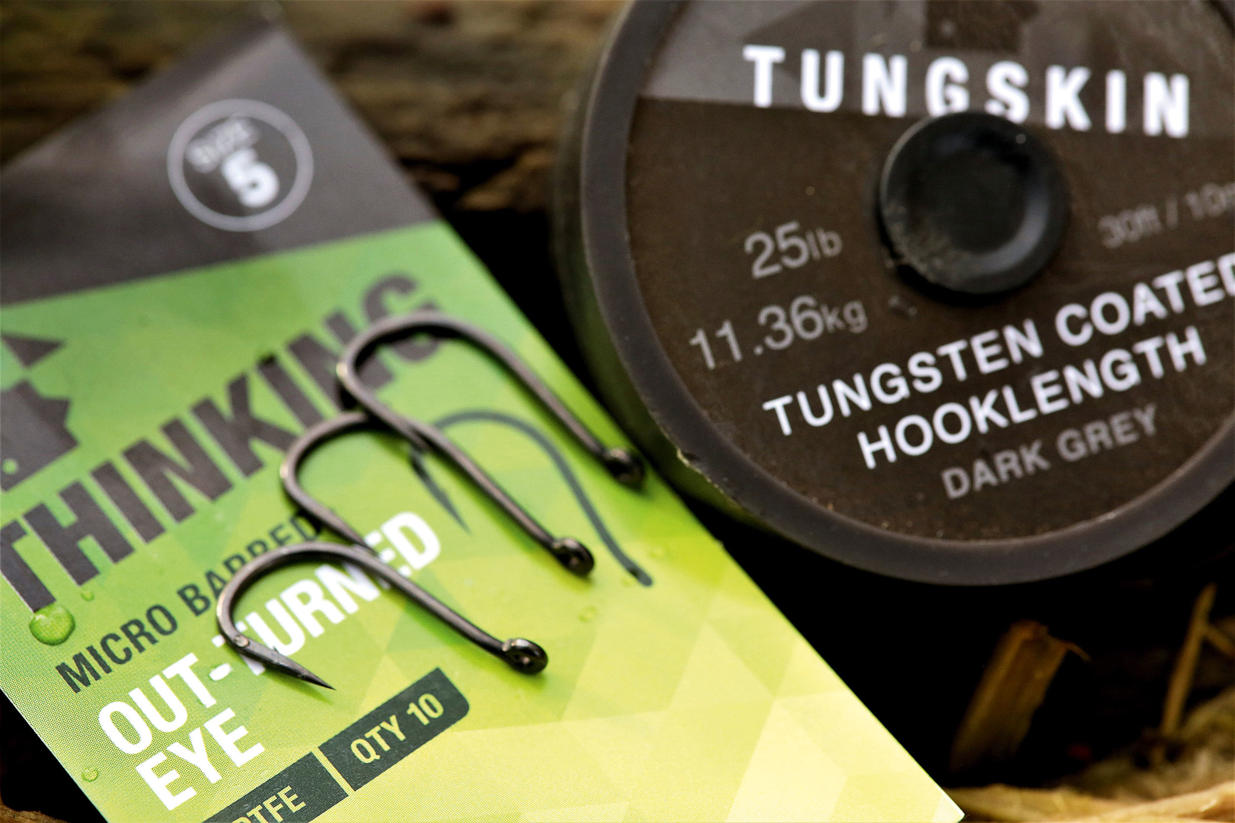 Strong components are essential when fishing for big carp