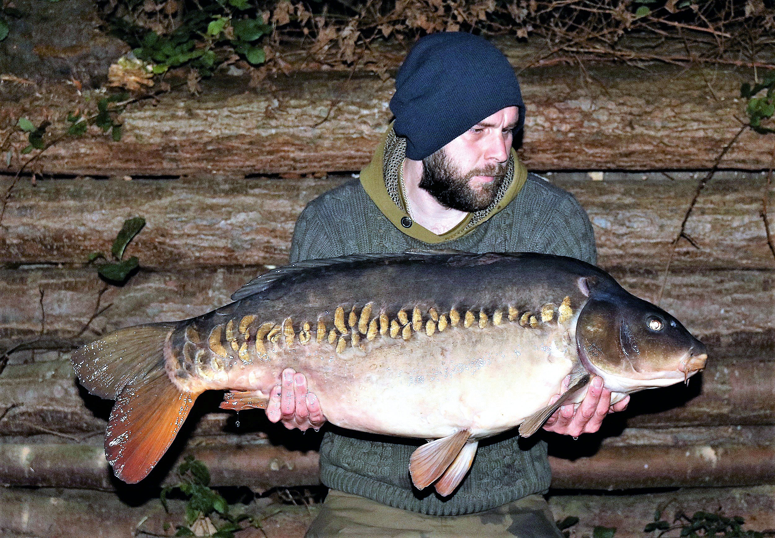 A cracking 36lb linear to kick the autumn off in style