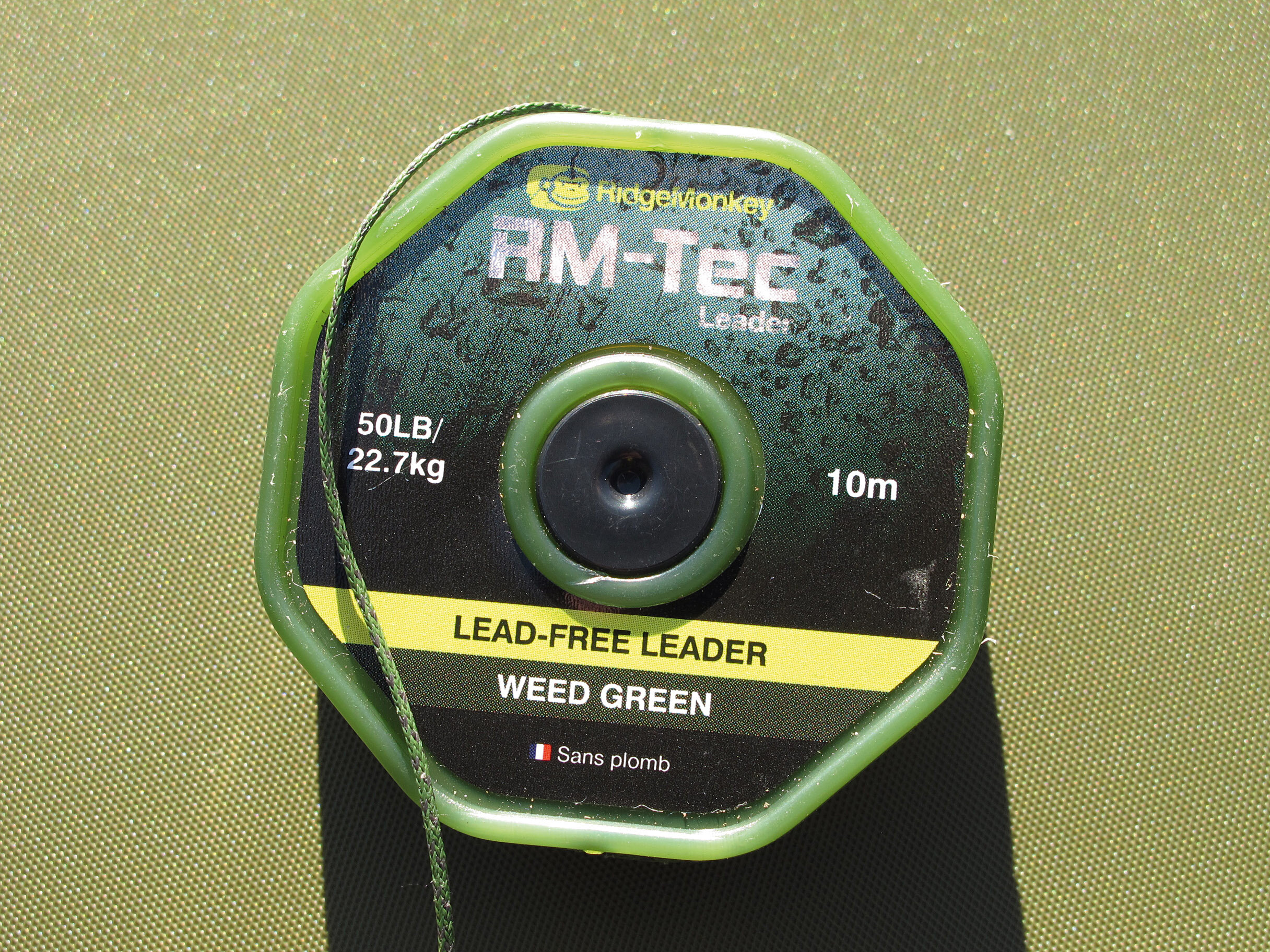 The all-new RM-Tec lead-free leader – it's also good for hooklinks!
