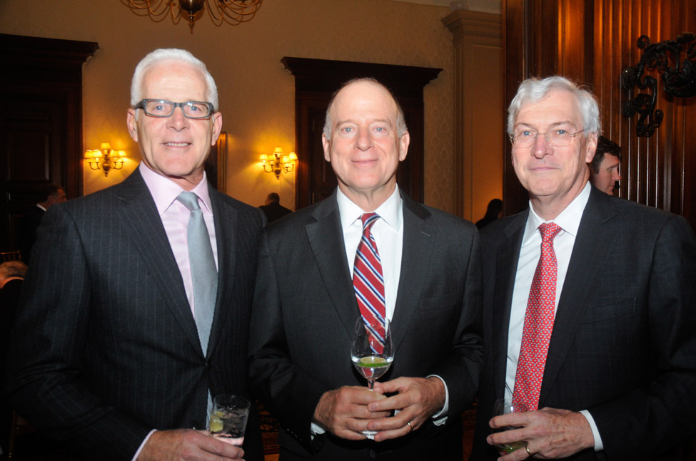 Richard Haray, Rick Sondick, and John Kelly