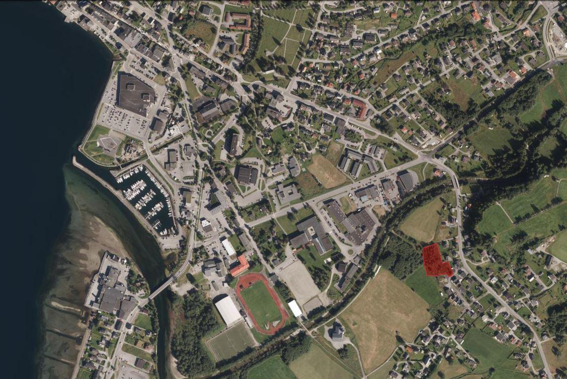Flyfoto frå www.sunnmorskart.no