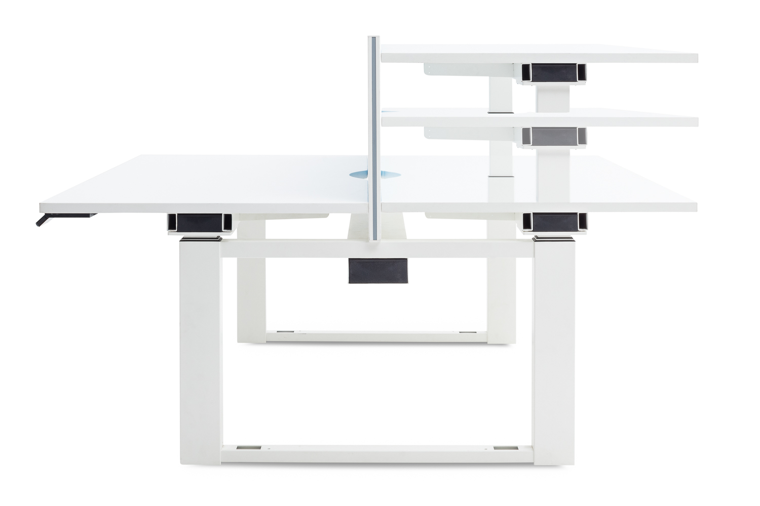 Samuel Bruce Sit-Stand workstation