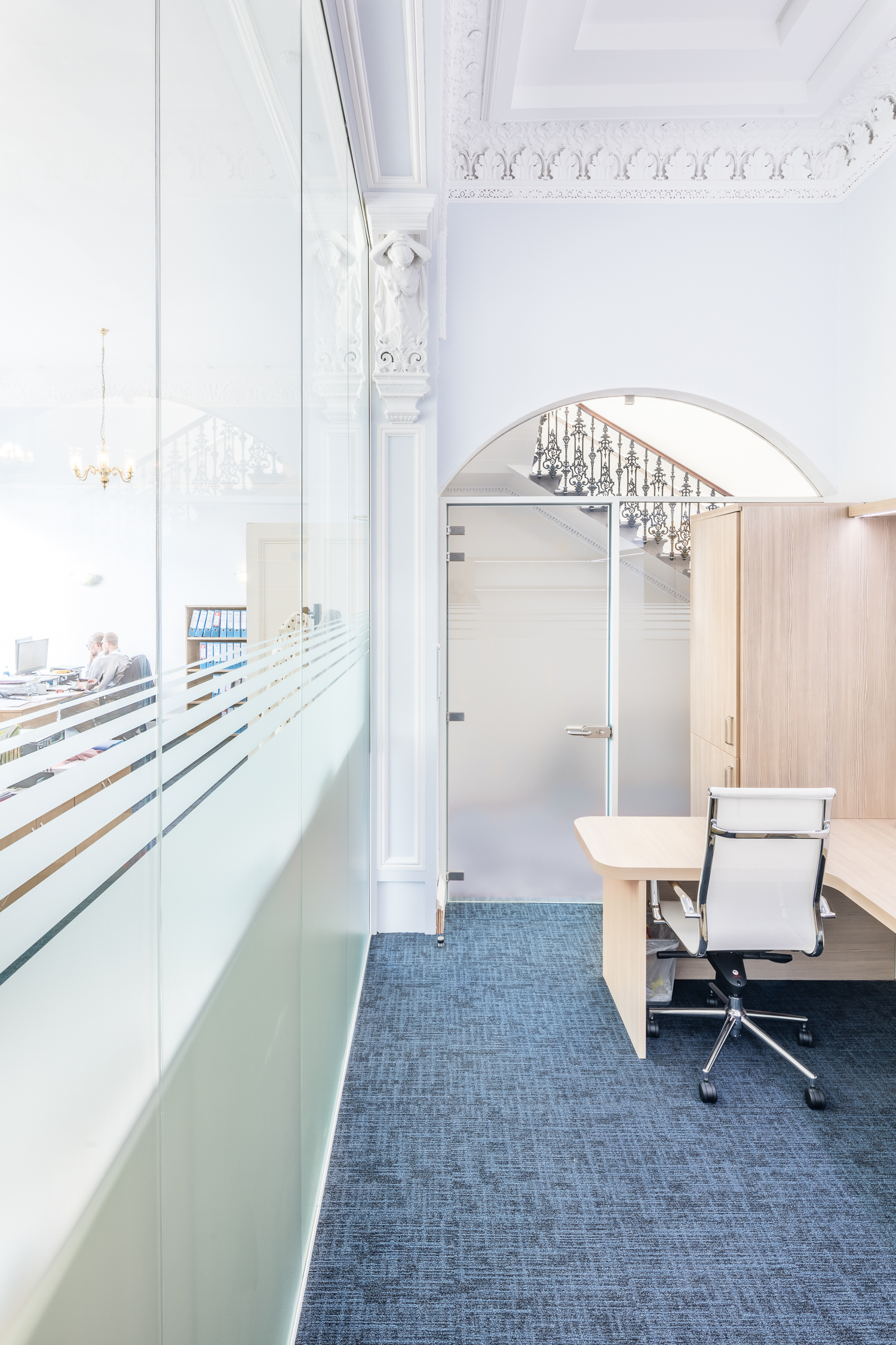 office fit out edinburgh