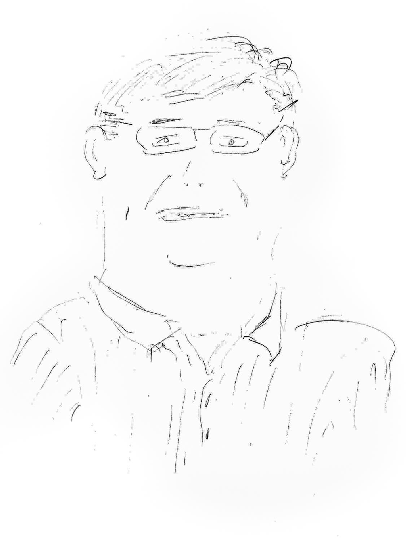 Julian Fielder by Andrew Skirton