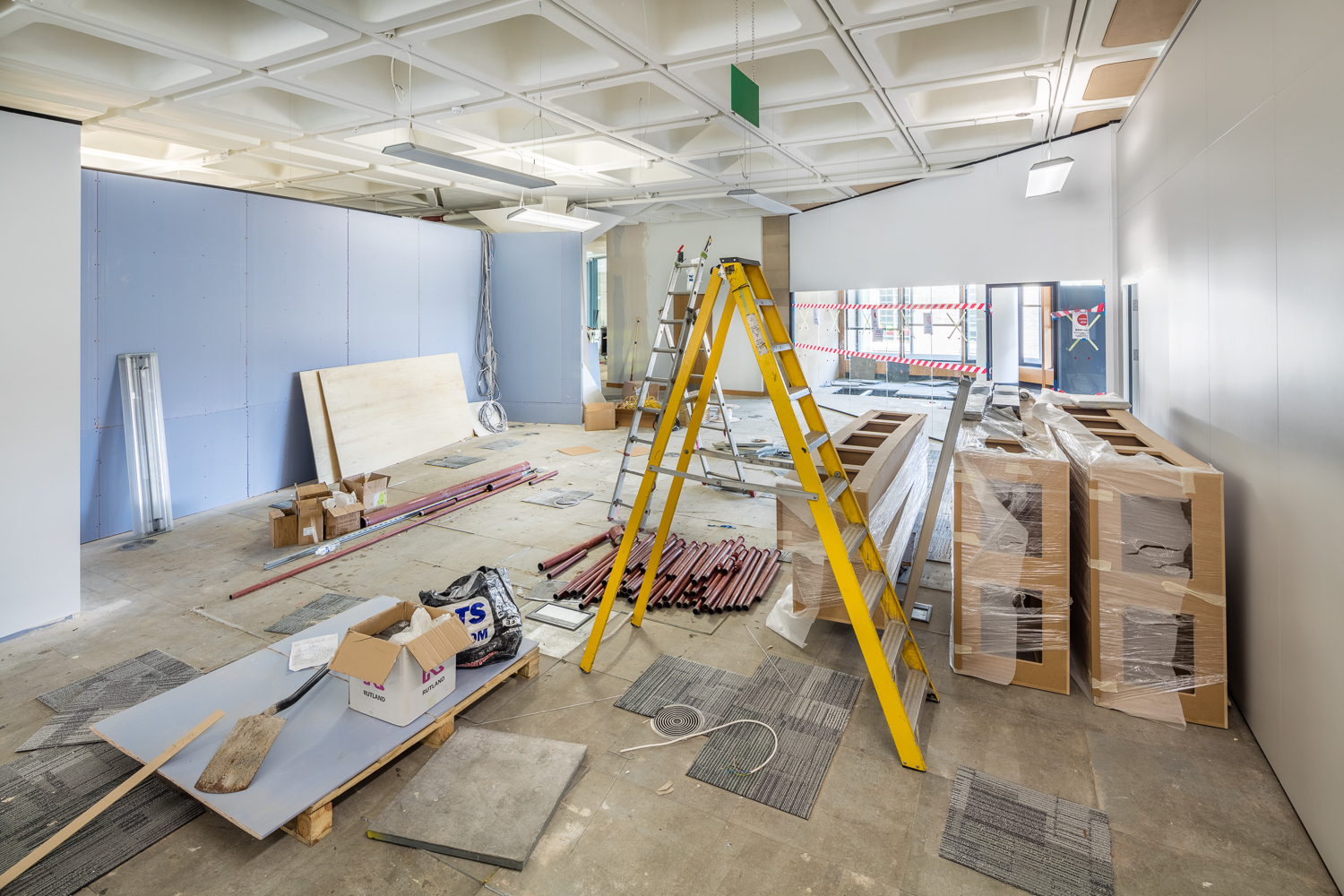 Office design and fit-out