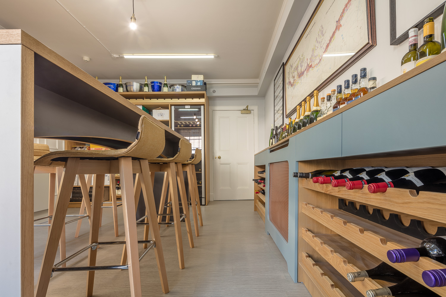 custom build wine tastting room edinburgh.jpg