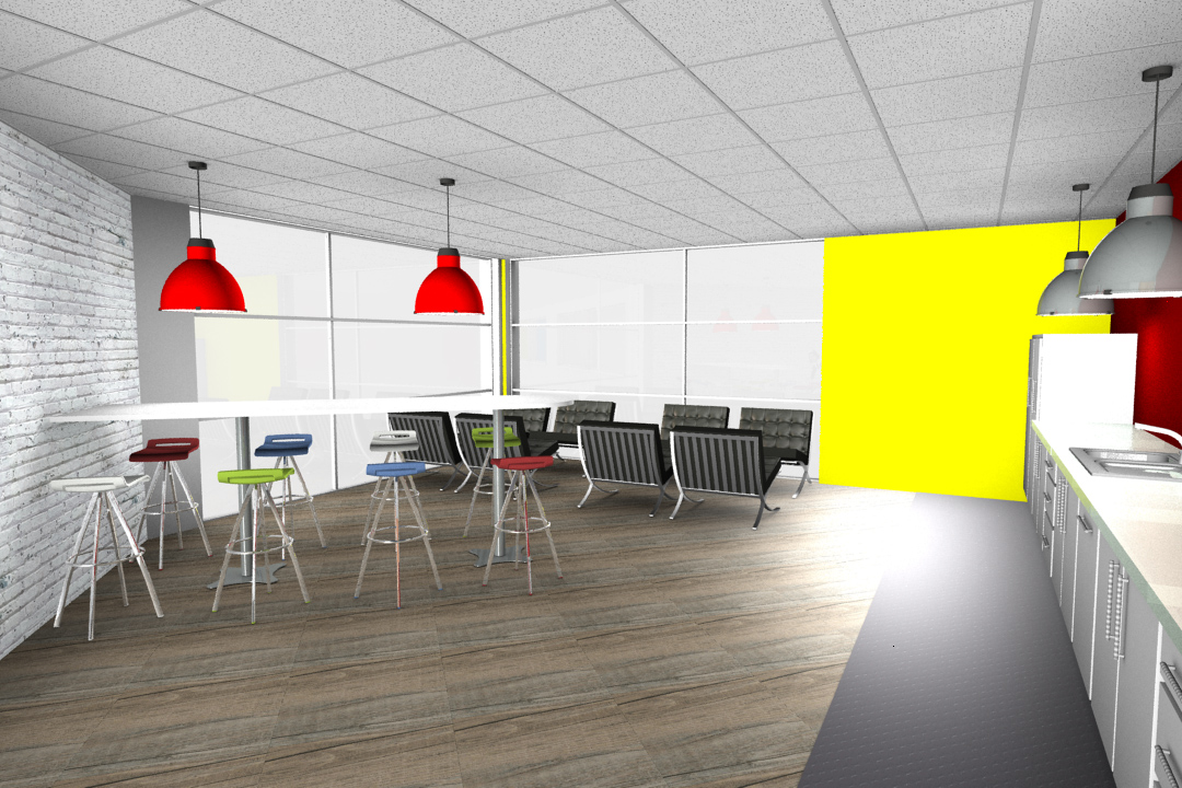 Office refurbishment, fit-out and furniture Newcastle