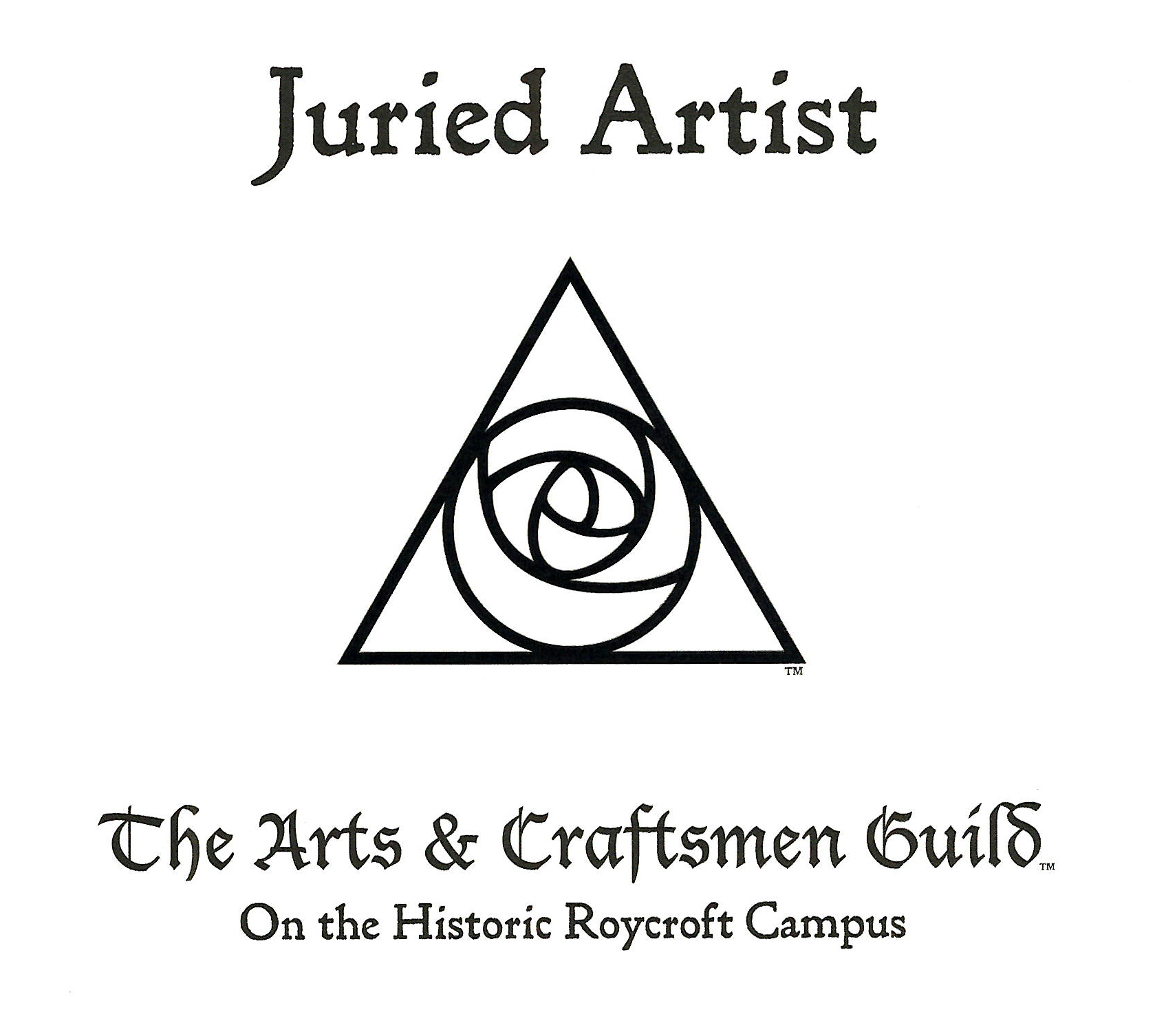 Arts & Craftsmen Guild  - Current Juried Artisan