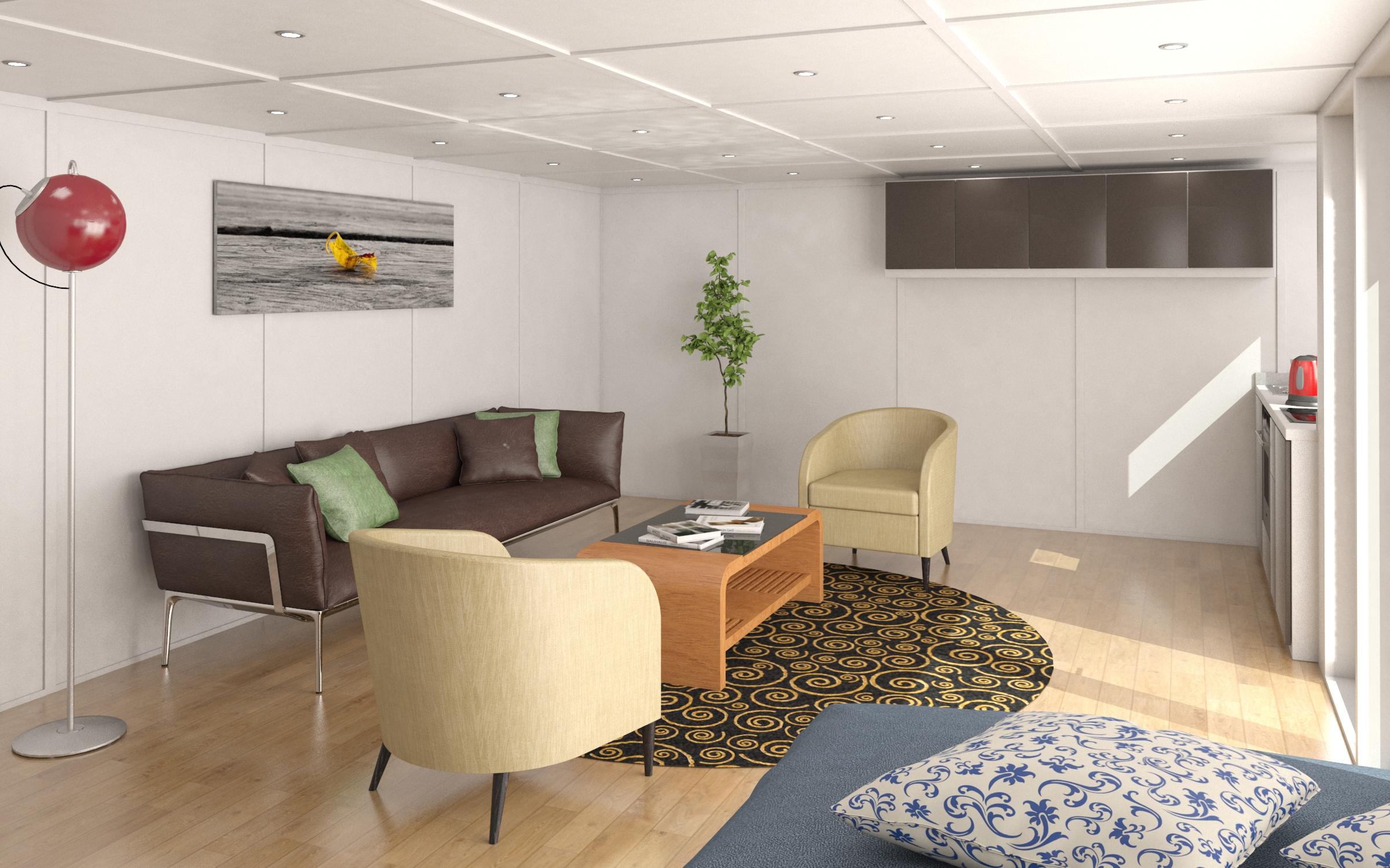 Zedbox 745 Interior