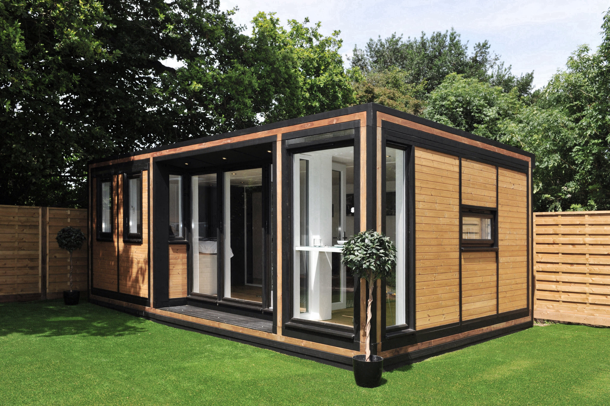 ZEDBOX 635  (6 x 3.5)  Internal Size: 6401 x 3791  External Size: 6871 x 4261  Bed Options: Single or Double  Kitchen Options:Micro or Premier  Wet Room Options: Yes  Portico: Yes  Price:  £30,000    Optional Extras    Request Zedbox Catalogue