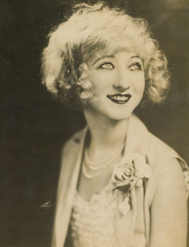 Evelyn Goldstein, circa 1923