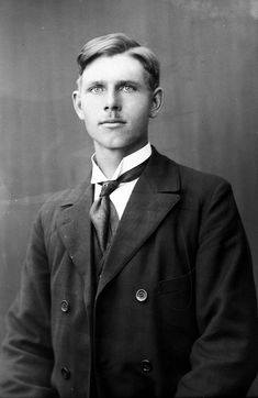 Elijah Guthrie Eco, circa 1924