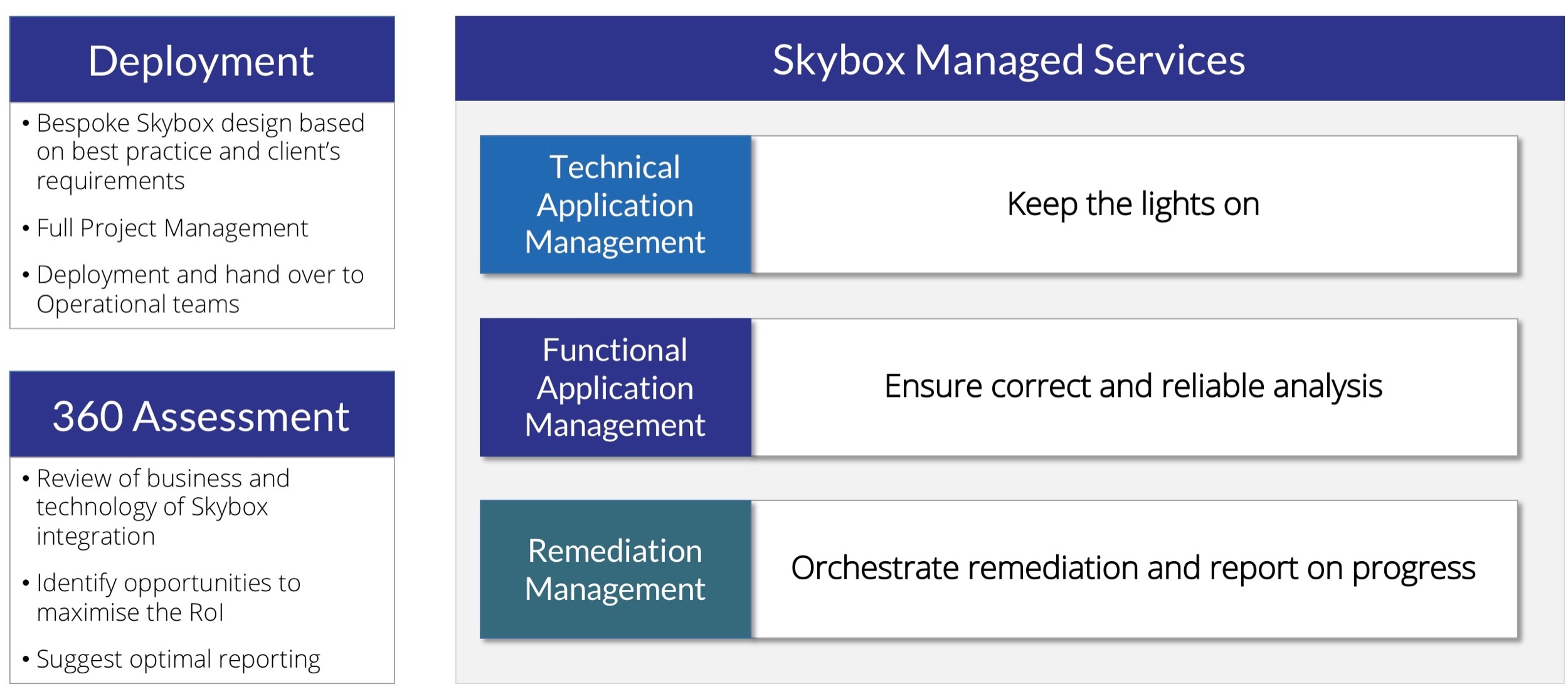 FORESIGHT CYBER SKYBOX SERVICES