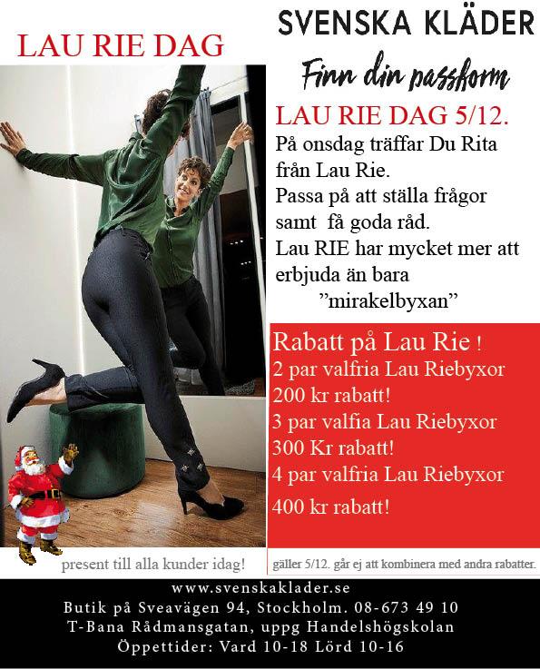 LAU RIE DAG hos Svenska Klader.jpg