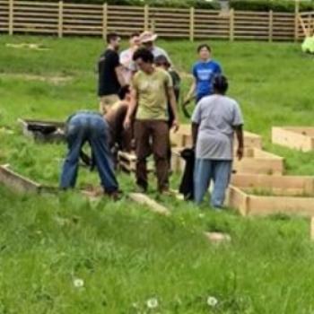 Garden Leadership Teams+ Garden Build Event -