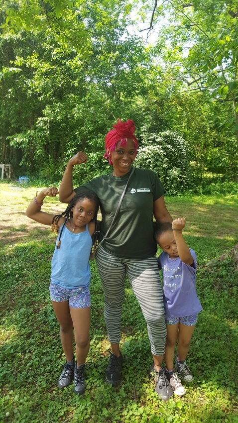 Food Forest Ranger : Ashley Hicks: hicksa637@gmail.com,  Greening Youth Foundation