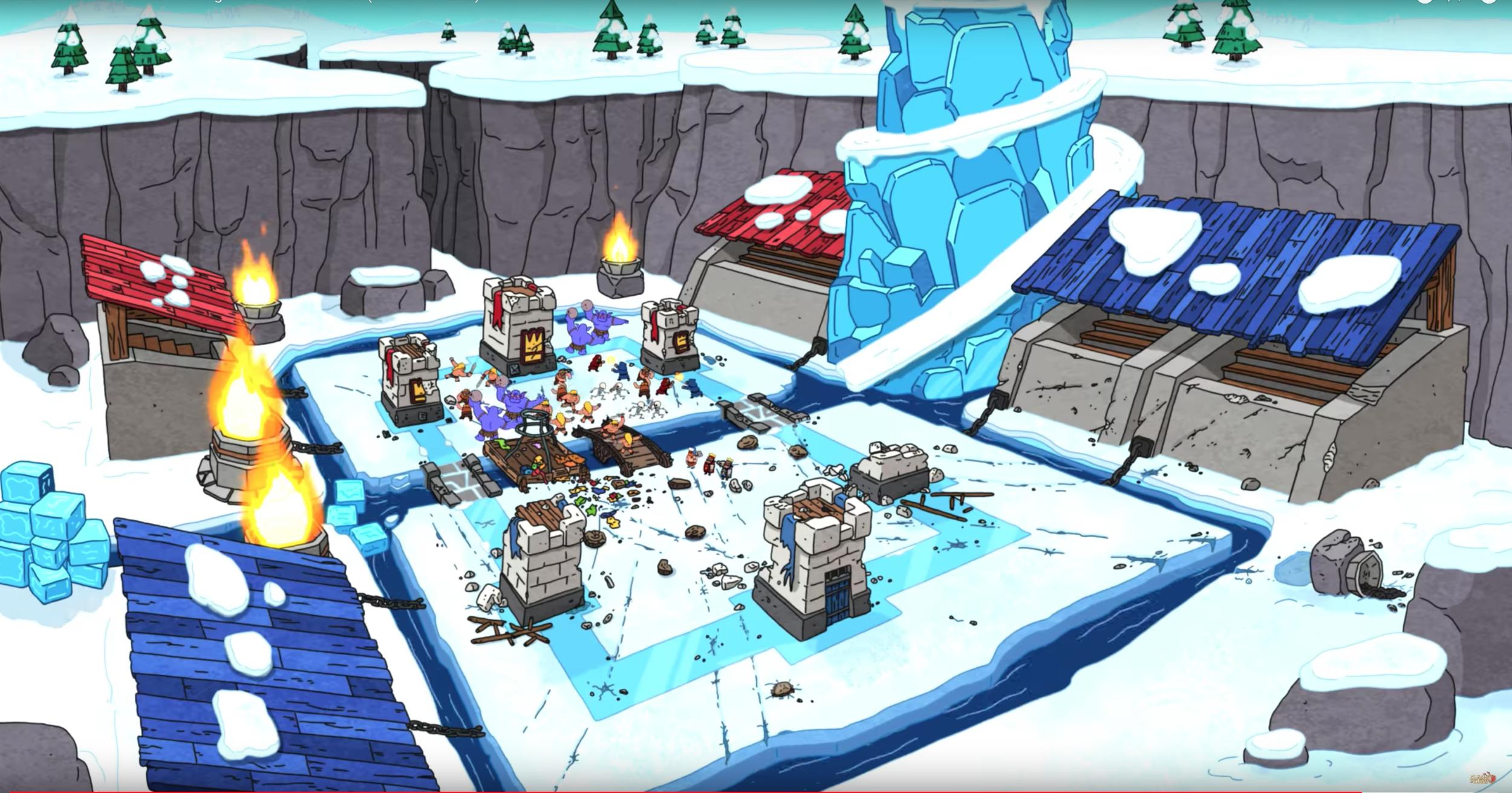 Frozen Peak Arena