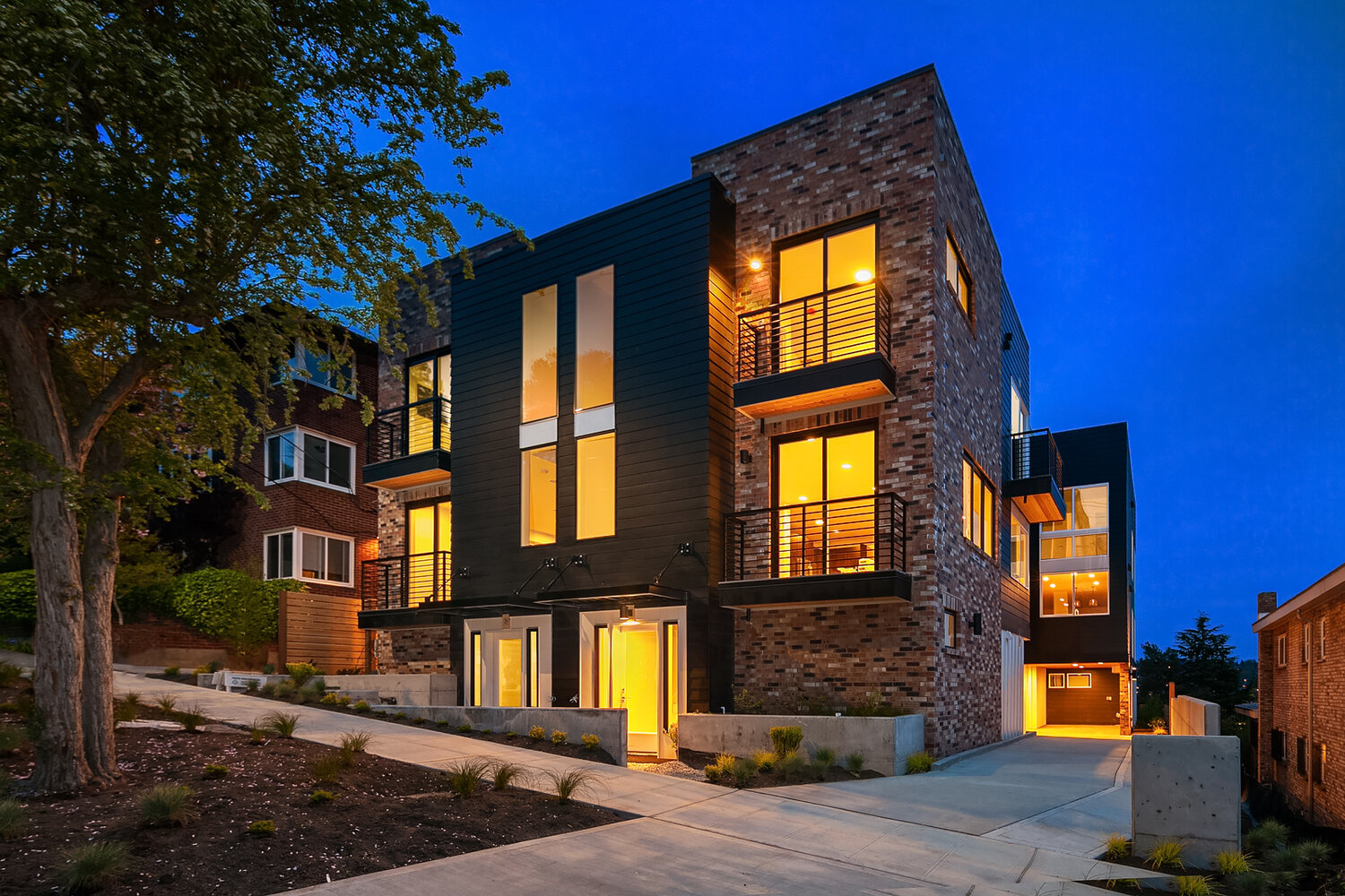 Ascent — Queen Anne - Quintessential Queen Anne aesthetics with a modern flare