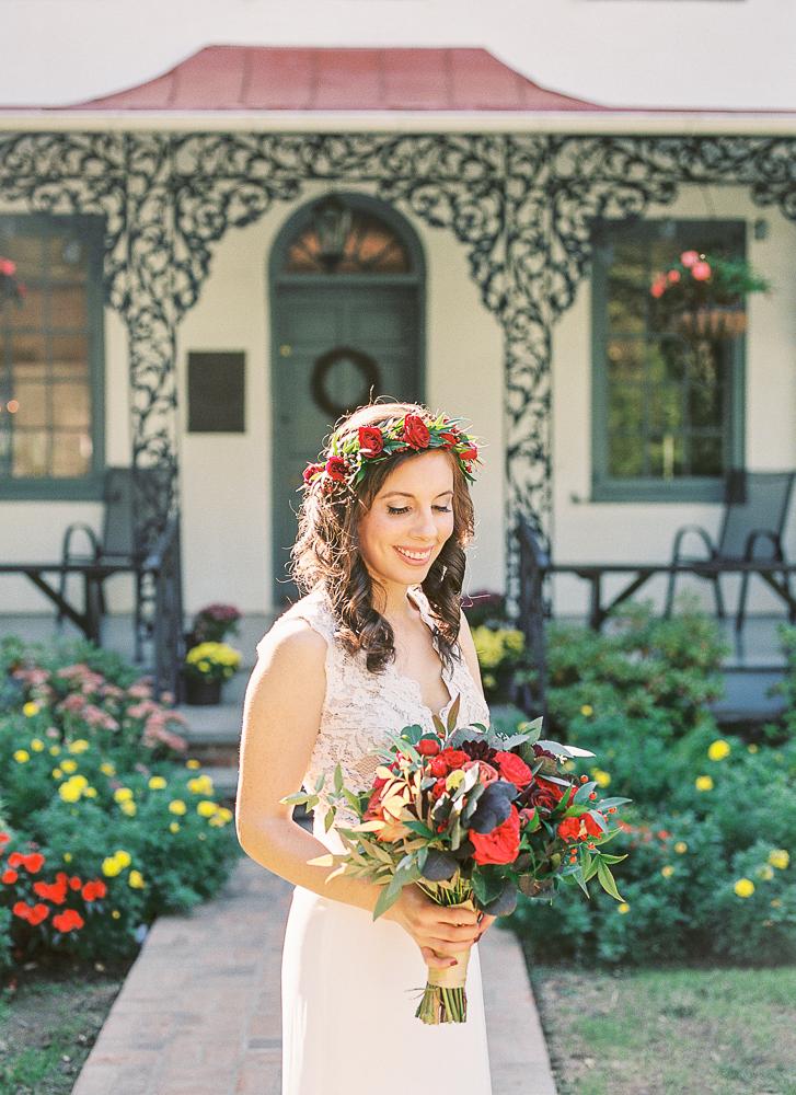 Fall Wedding Duportail House-Chesterbrook, PA | Lisamarieartistry.com (35 of 51).jpg
