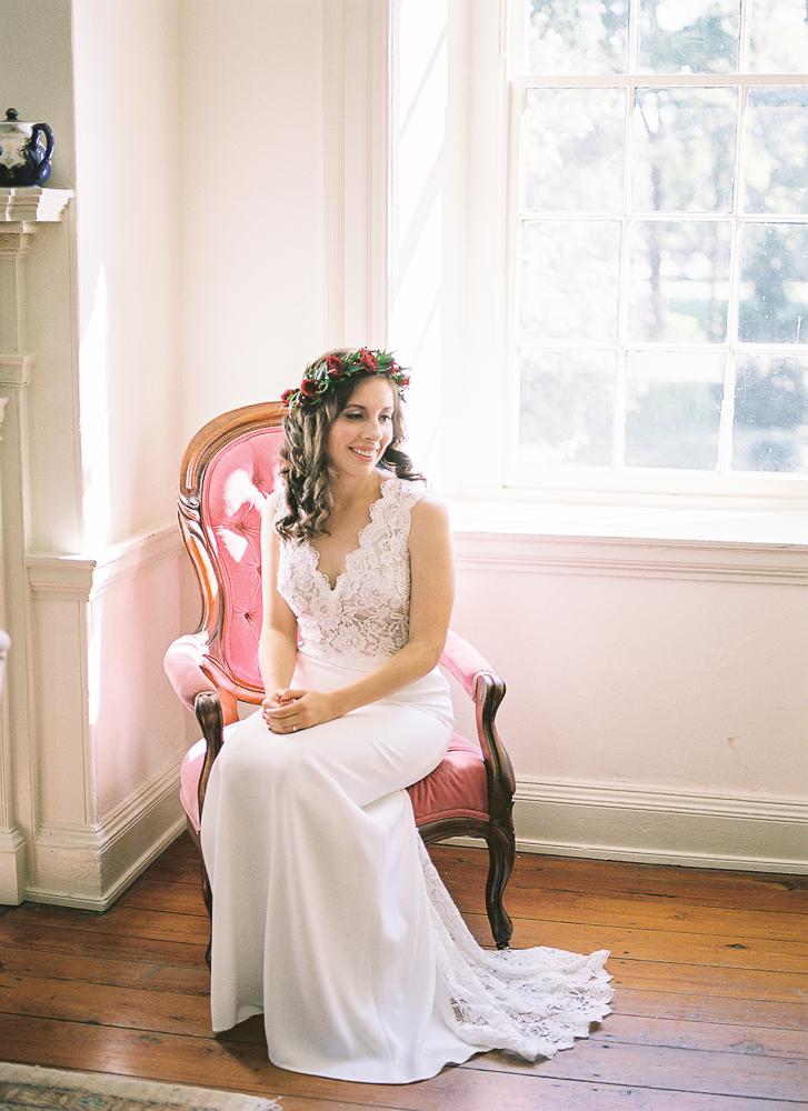 Fall Wedding Duportail House-Chesterbrook, PA | Lisamarieartistry.com (31 of 51).jpg