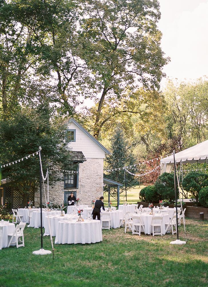 Fall Wedding Duportail House-Chesterbrook, PA | Lisamarieartistry.com (13 of 51).jpg