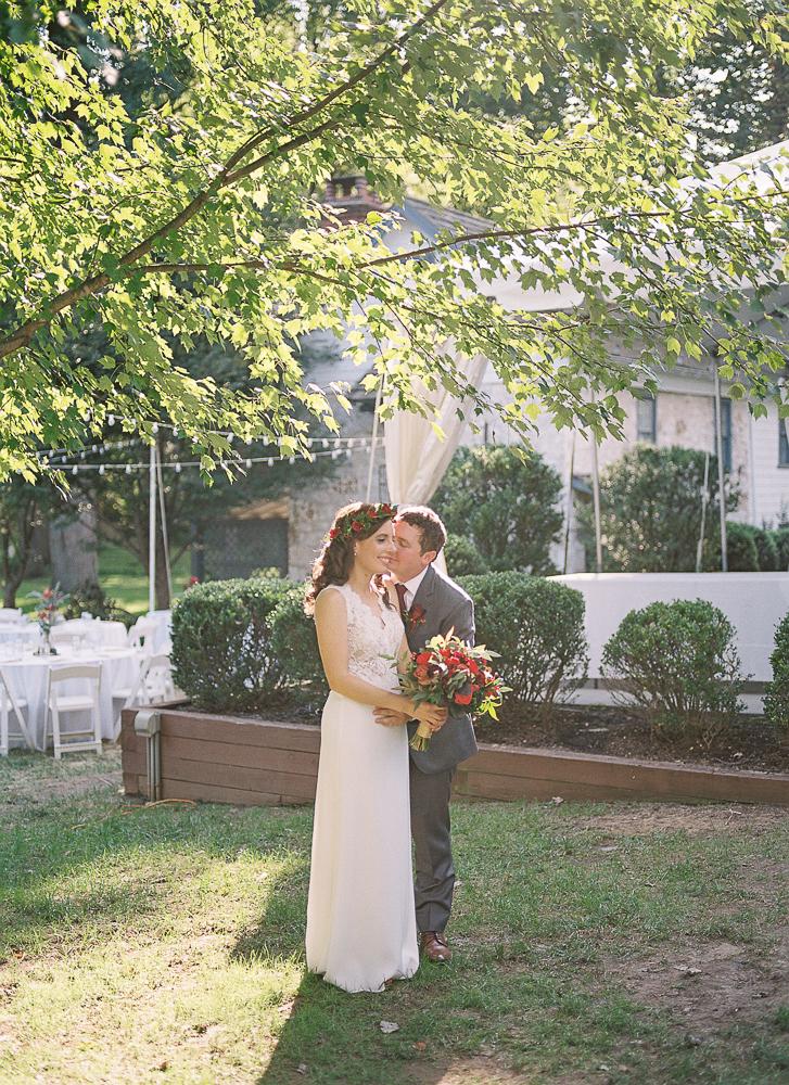 Fall Wedding Duportail House-Chesterbrook, PA | Lisamarieartistry.com (10 of 51).jpg