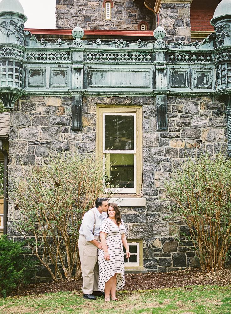 Spring Engagement Shoot at Oakbourne Mansion & Park | Lisamarieartistry.com (26 of 29).jpg