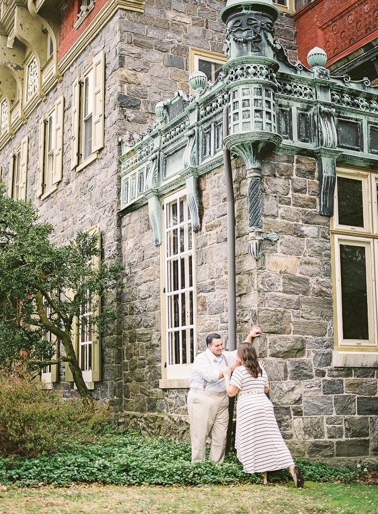 Spring Engagement Shoot at Oakbourne Mansion & Park | Lisamarieartistry.com (21 of 29).jpg