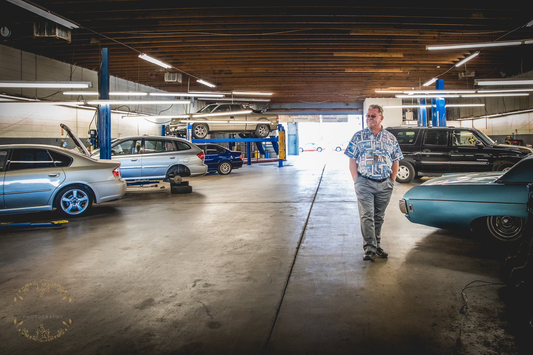 Russell McCloud of Accurate Automotive Attention Yuma